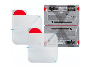 HYFIN VENT CHEST SEAL TWIN PACK 2ks:bal I