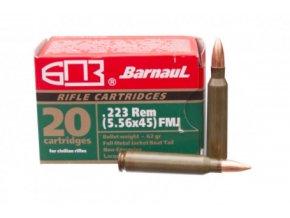 223Rem FMJ 62gr