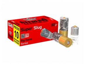 Náboj brokový Sterling SUPER SLUG 12:70, 32 gr