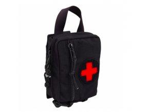 Lékarnička Templar's Gear First Aid Pouch, černá I