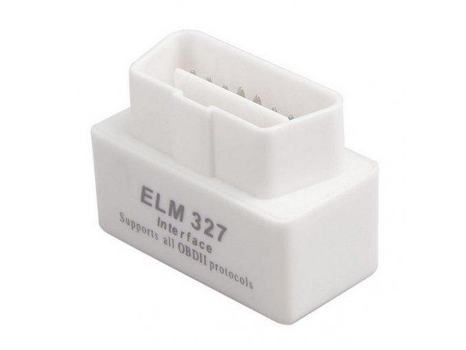 Super mini ELM327 bílá