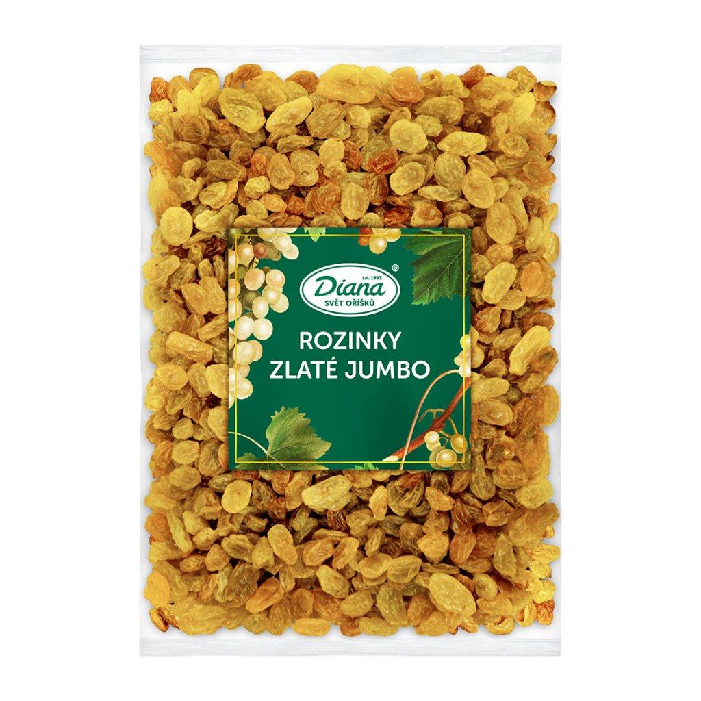 Rozinky zlaté Jumbo 1kg