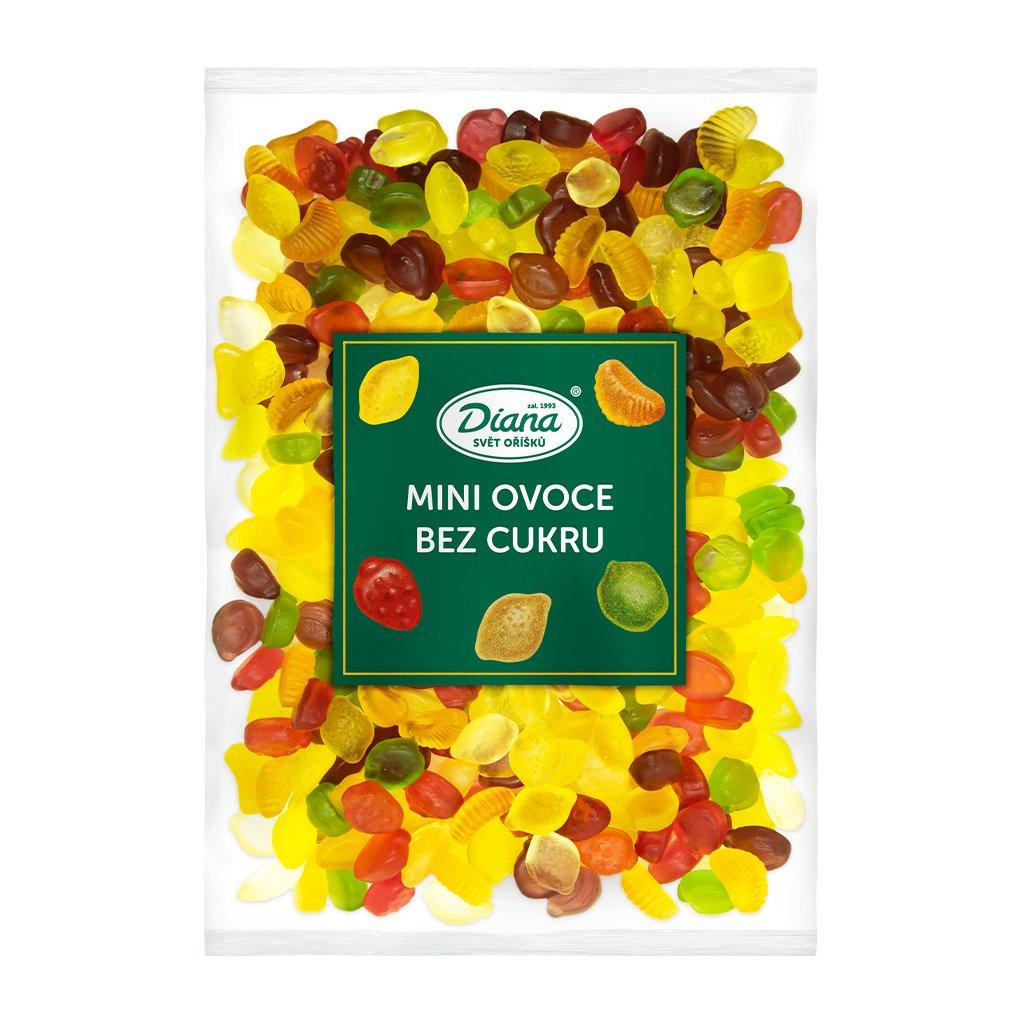 Mini ovoce bez cukru