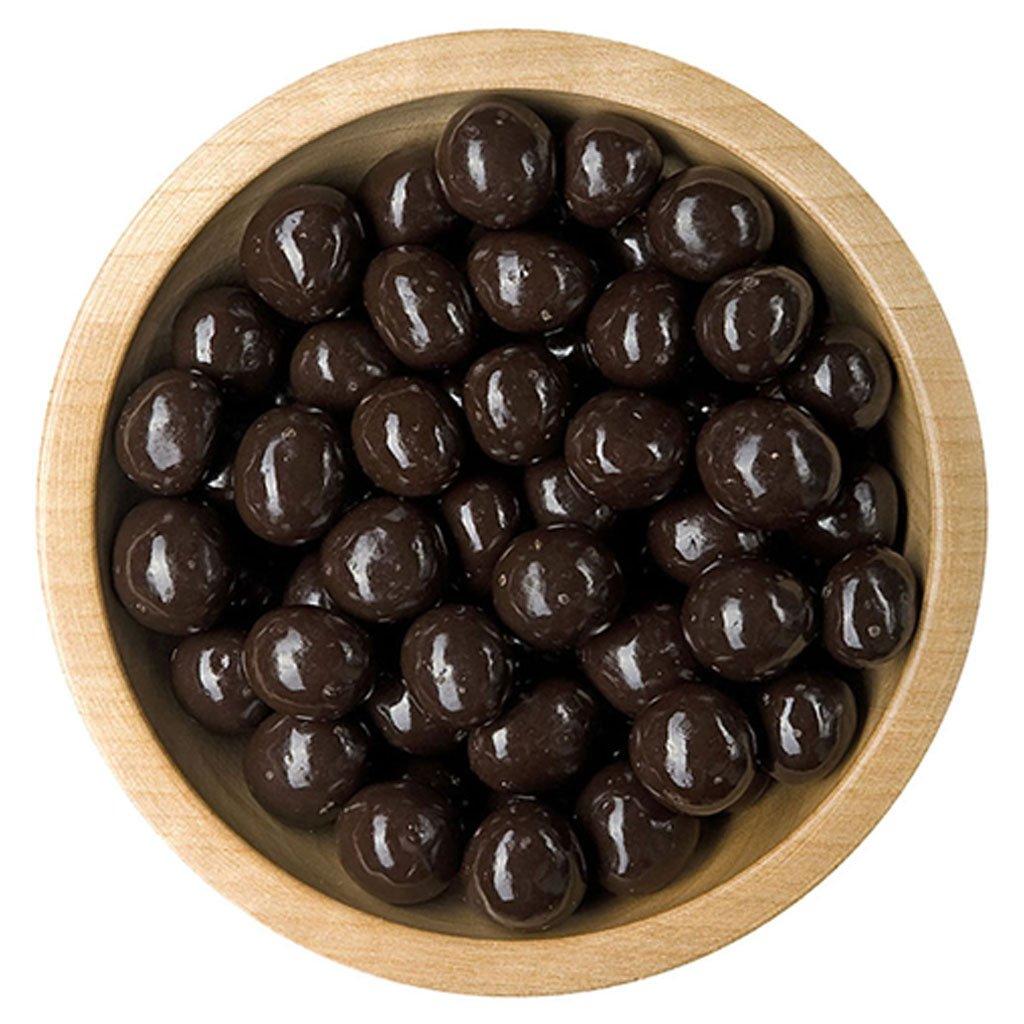 Lísková jádra v polevě z hořké čokolády 1kg