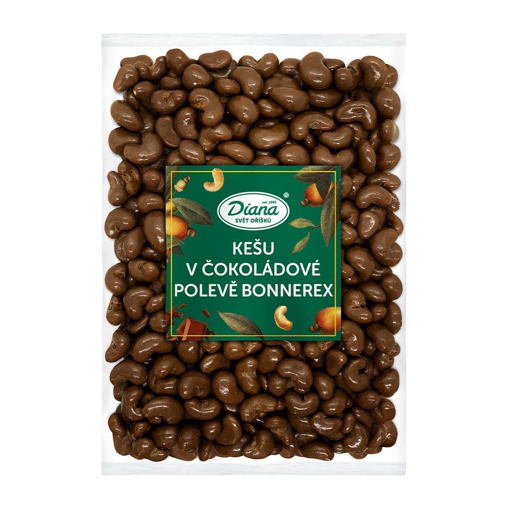 Kešu v čokoládové polevě Bonnerex