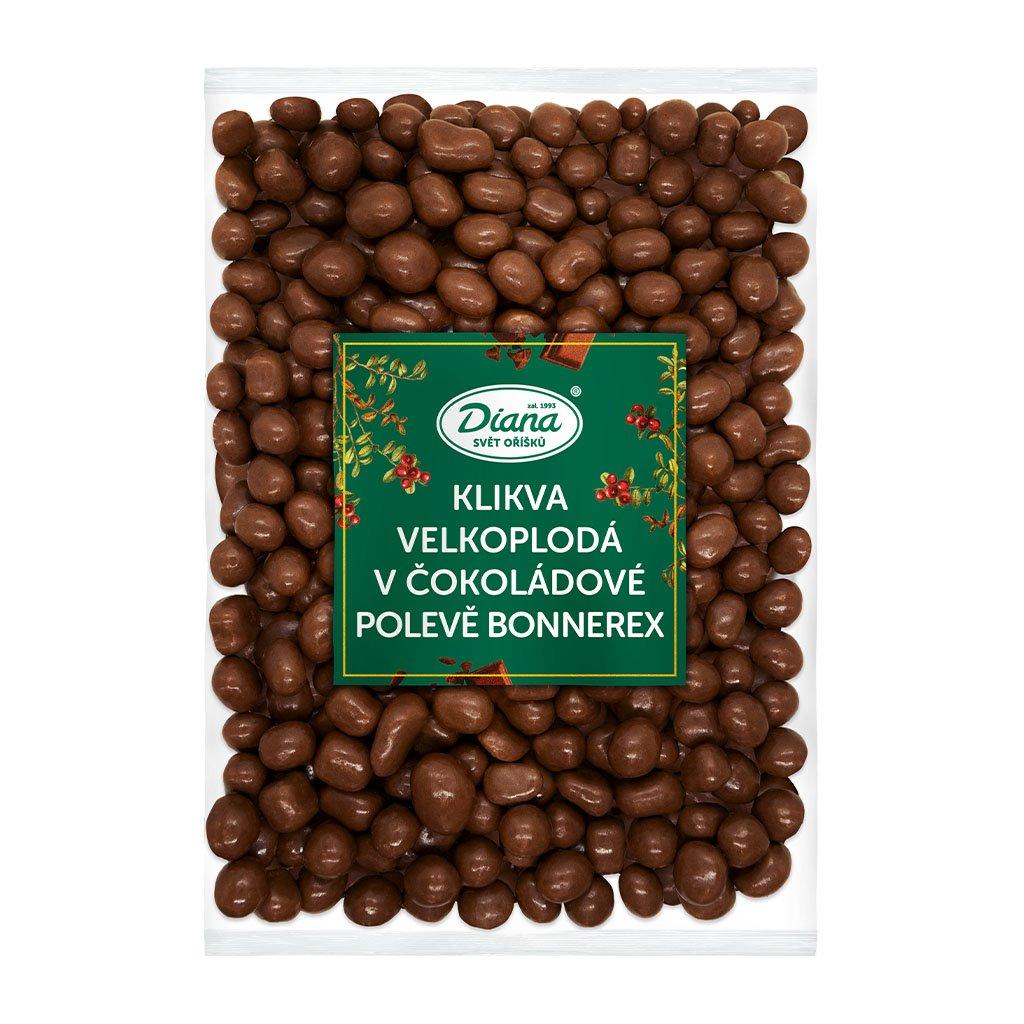Klikva velkoplodá v čokoládové polevě Bonnerex