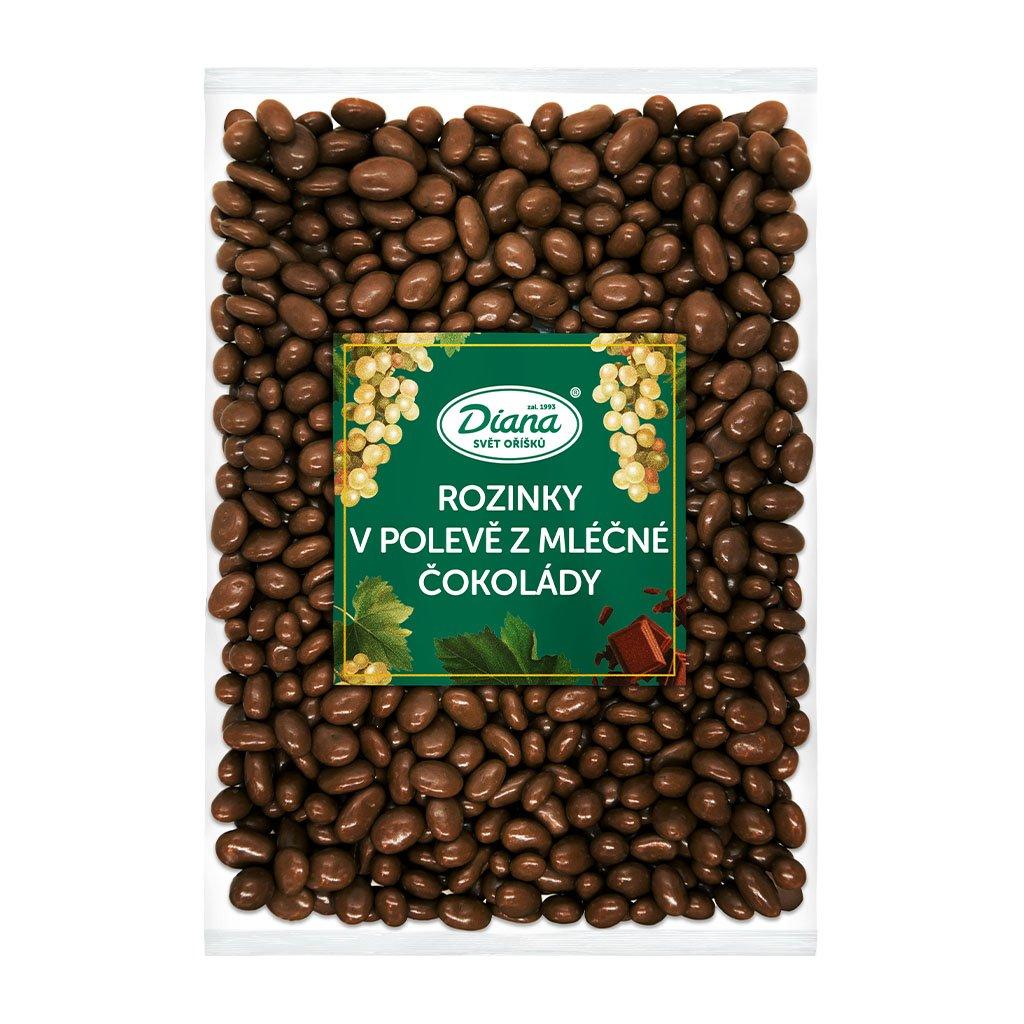 Rozinky v čokoládové polevě Bonnerex