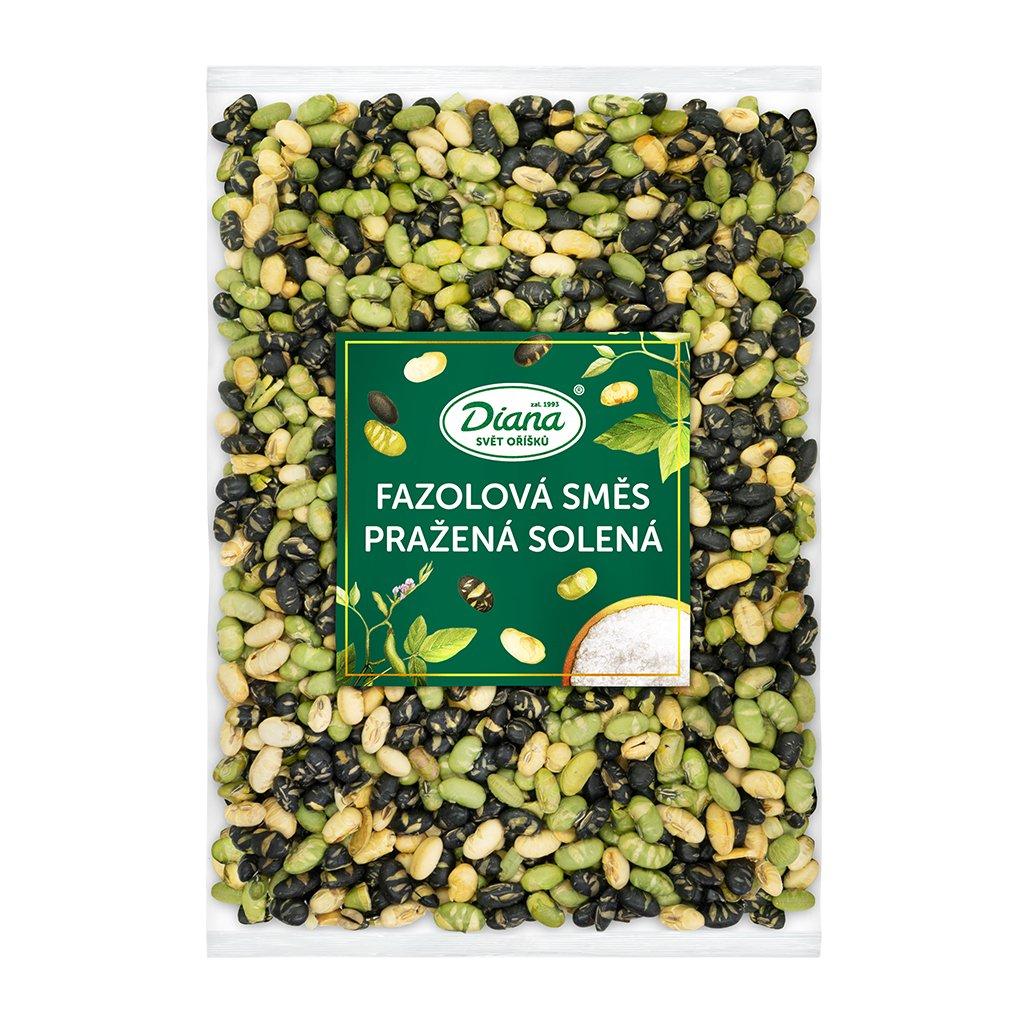fazolová směs pražená solená