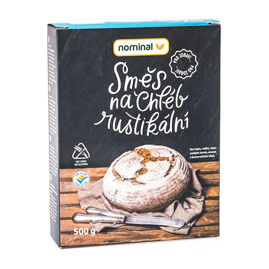 Nominal BLP Směs na chléb rustikálni 500g