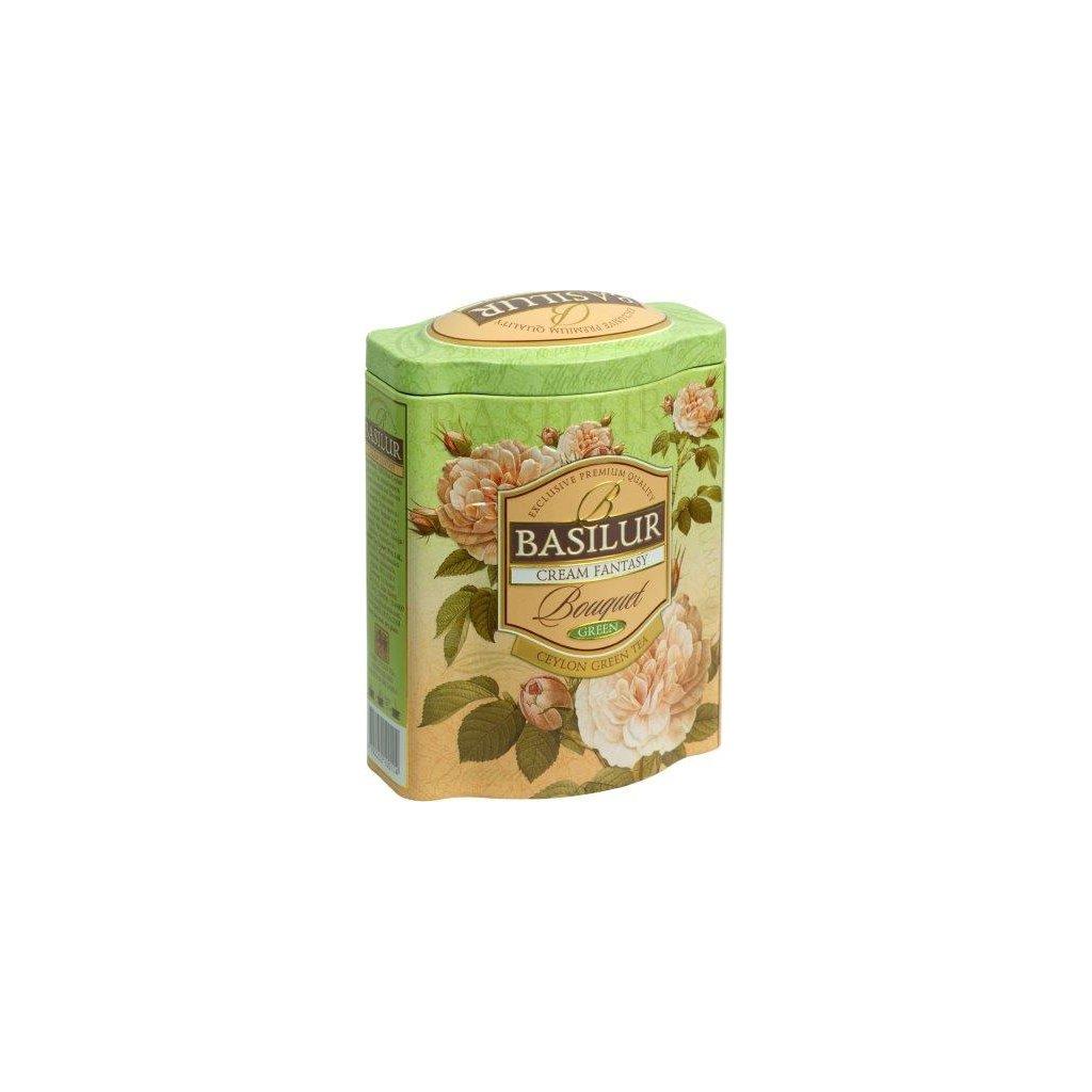 BASILUR Bouquet Cream Fantasy plech 100g