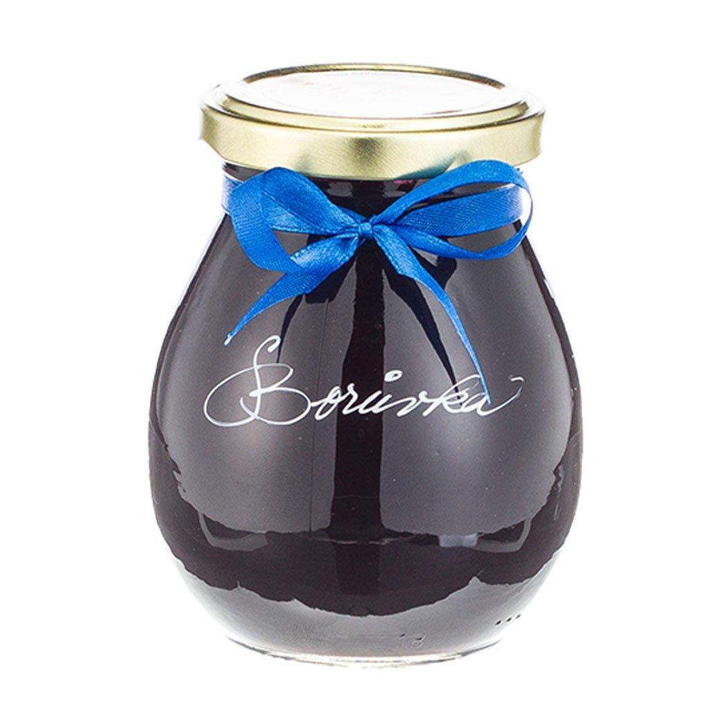 Marmelády s příběhem Borůvkový extra džem výběrový speciální 280g