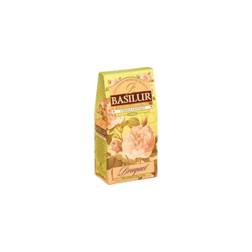 BASILUR Bouquet Cream Fantasy papír 100g