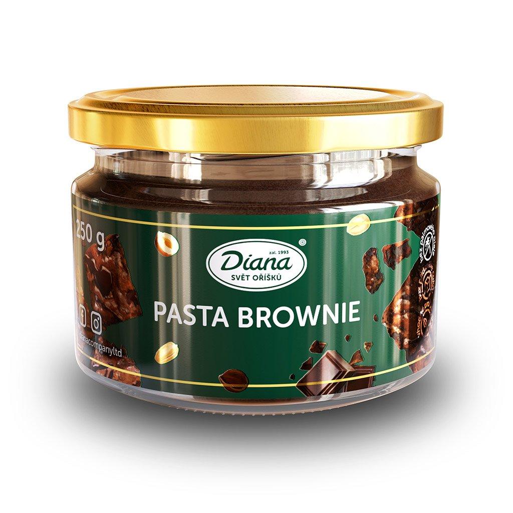 Pasta brownie 250g diana company