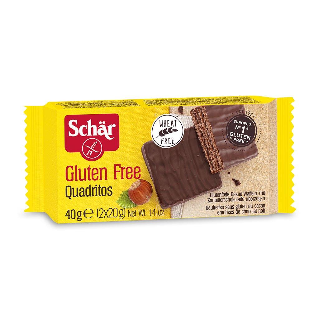 Schär Quadritos 40g diana company