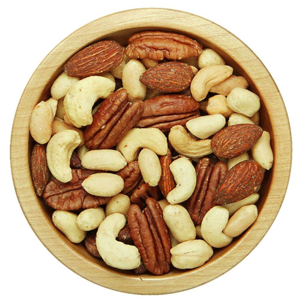 ořechová směs pražená solená 100g, diana company