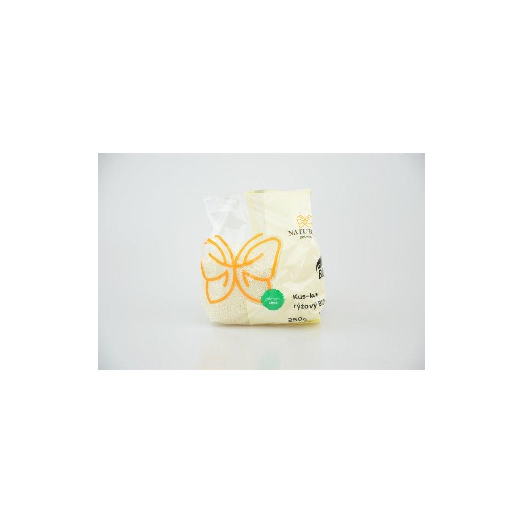 Natural kus kus rýžový BIO 250g