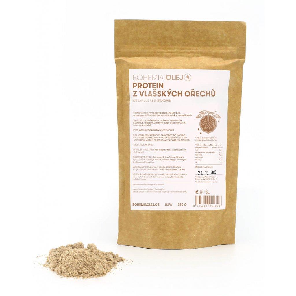 Bohemia olej Vlašský protein 250g