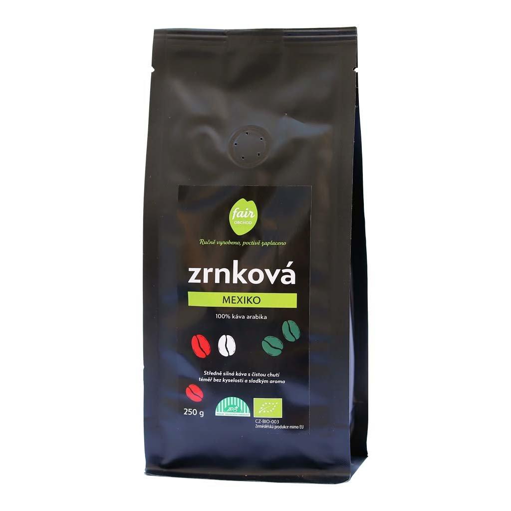 Fairobchod Zrnková káva Mexiko BIO 250g