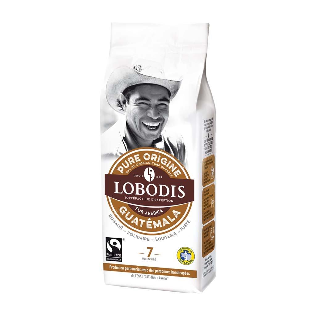 Fair Trade Centrum Mletá káva z Guatemaly diana company 250g