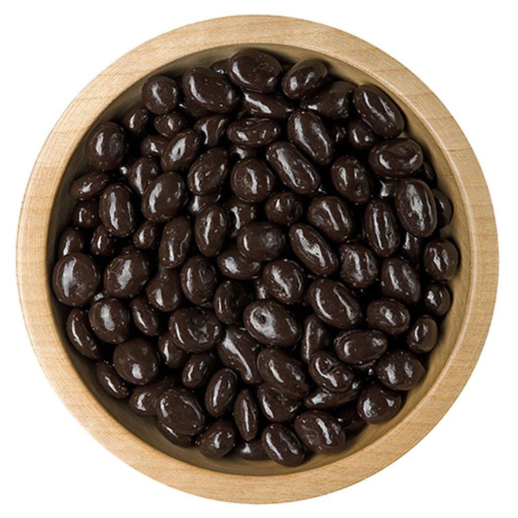 Rozinky v polevě z hořké čokolády 500g
