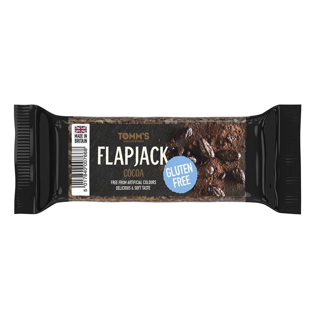 FLAPJACK Gluten free cacao 100g diana company