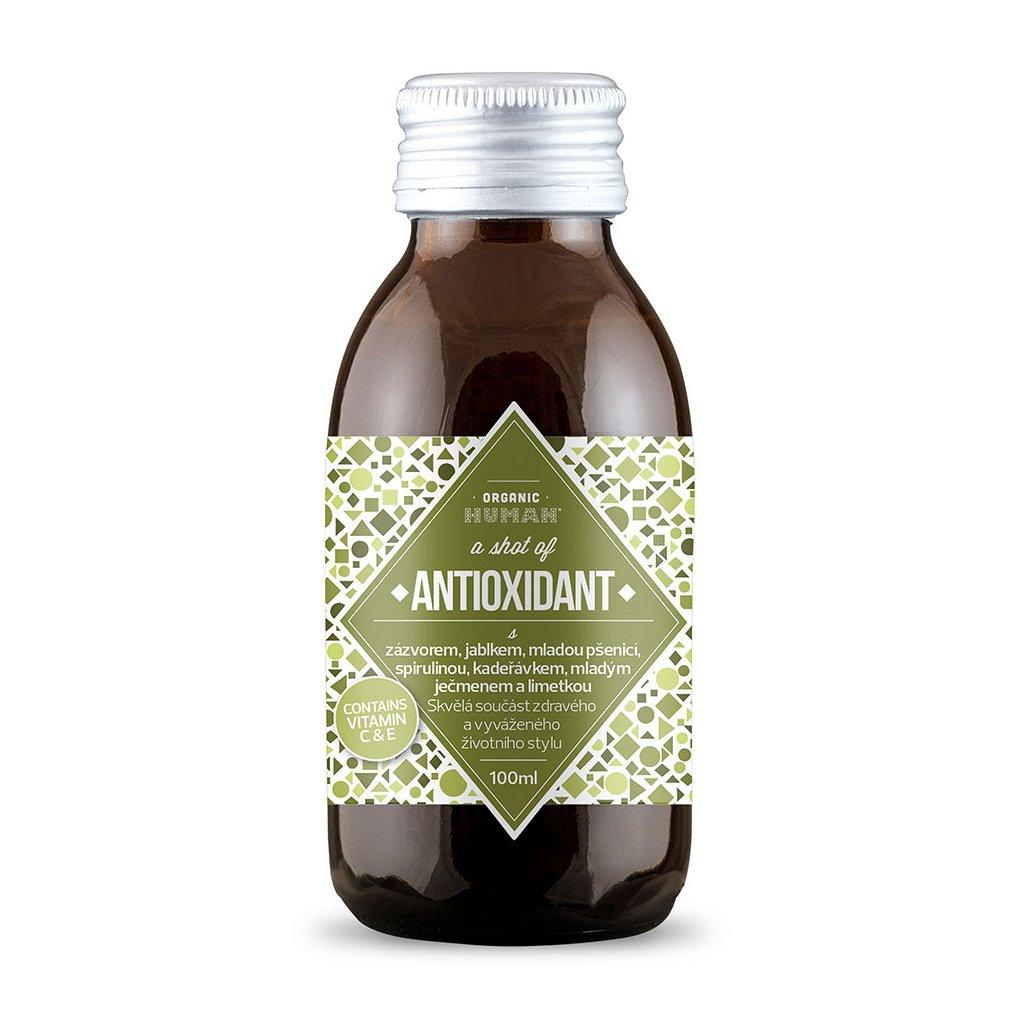 Natu antoxidant SHOT bio 100 ml
