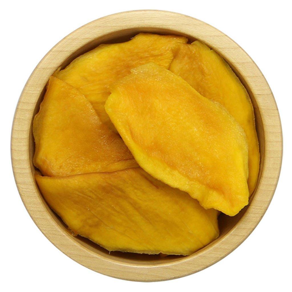 Mango plátky natural 500g