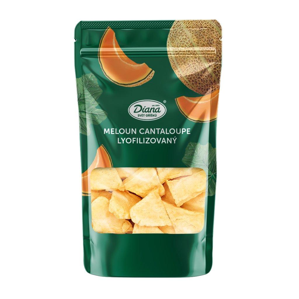 Meloun Cantaloupe lyofilizovany 35 g diana company