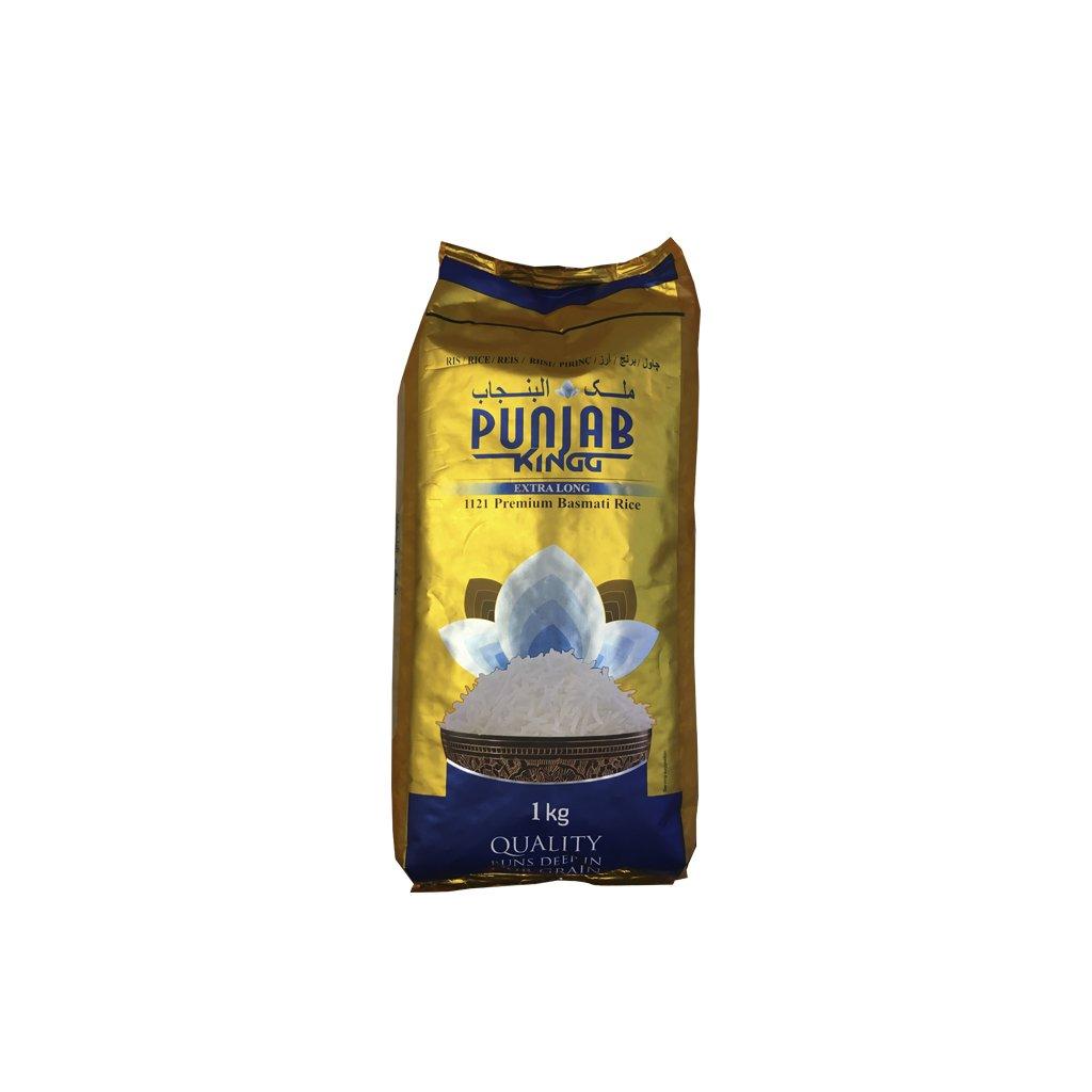 Basmati ryze Punjab King 1 kg