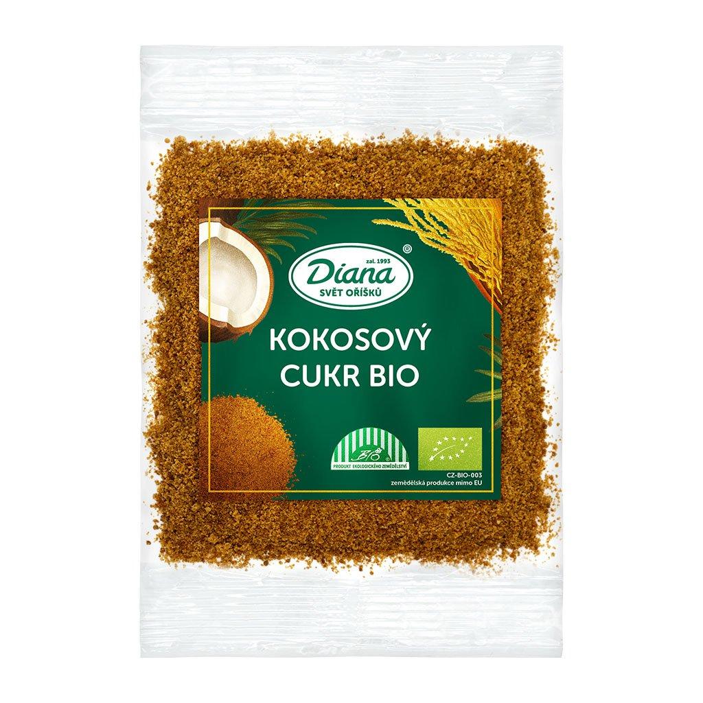 kokosový cukr bio 300 g diana company