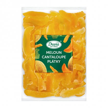 Meloun Cantaloupe plátky 1kg