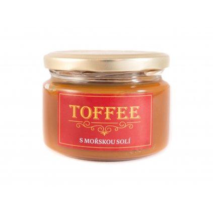 MyToffee Toffee s mořskou solí 250g