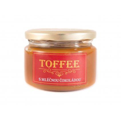 MyToffee Toffee s mléčnou čokoládou 250g