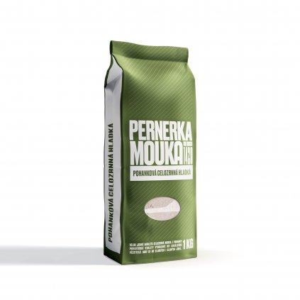 Pernerka Mouka pohanková celozrnná hladká 1kg