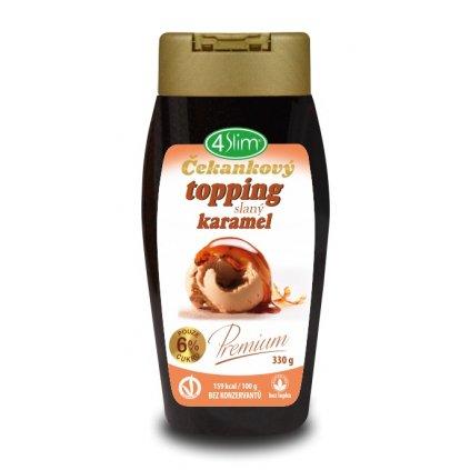 Kaumy Cekankovy topping slany karamel 330 g