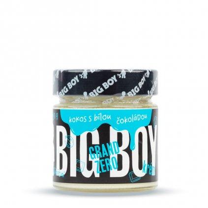 Big Boy Grand Zero s kokosem a bílou čokoládou 250g