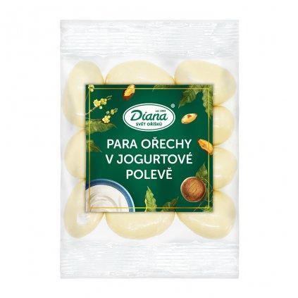 Para ořechy v jogurtové polevě 100g