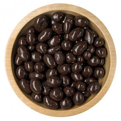Arašídy v polevě z hořké čokolády 1kg