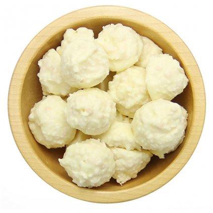 Kokosové hrudky v jogurtové polevě 1kg