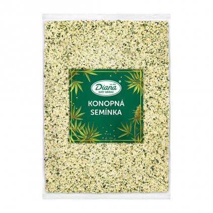 Konopná semínka 1kg