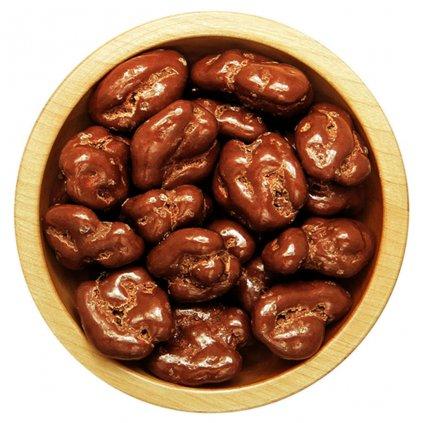 Vlašská jádra v polevě z mléčné čokolády 1kg