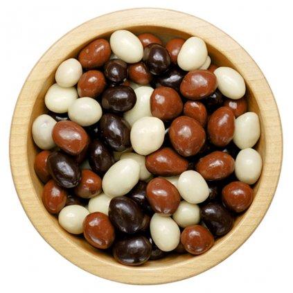 Arašídy v mix polevách 1kg