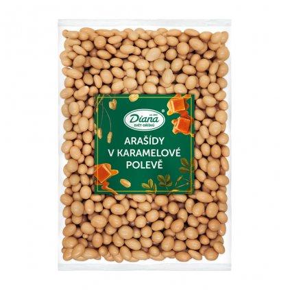 Arašídy v karamelové polevě 1kg