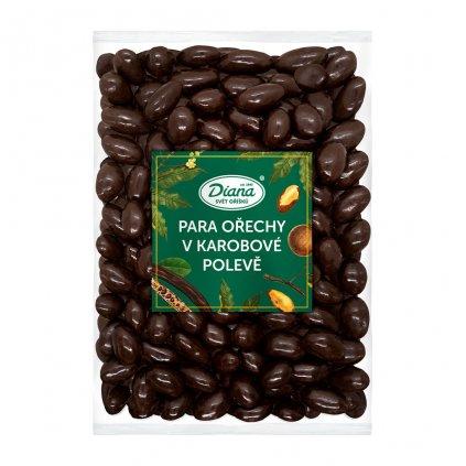 Para ořechy v karobové polevě 1kg