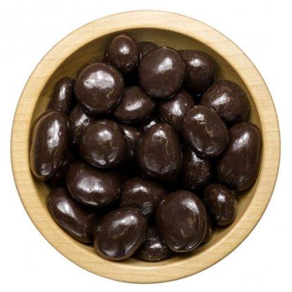 Jahody v polevě z hořké čokolády 1kg