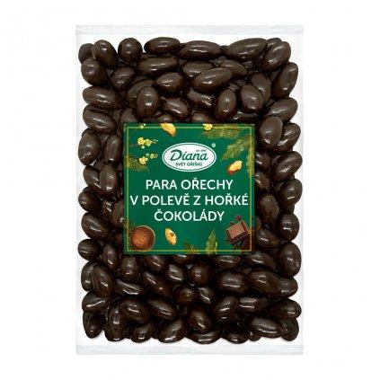 Para ořechy v polevě z hořké čokolády
