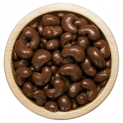 Kešu v čokoládové polevě bonnerex 1kg