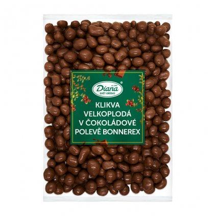 Klikva velkoplodá v čokoládové polevě bonnerex 1kg