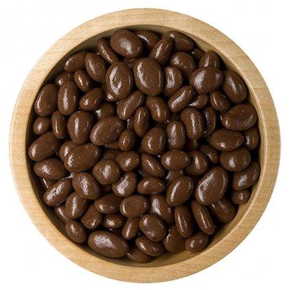 Rozinky v čokoládové polevě bonnerex 1kg