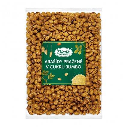 Arašídy pražené v cukru Jumbo 1kg